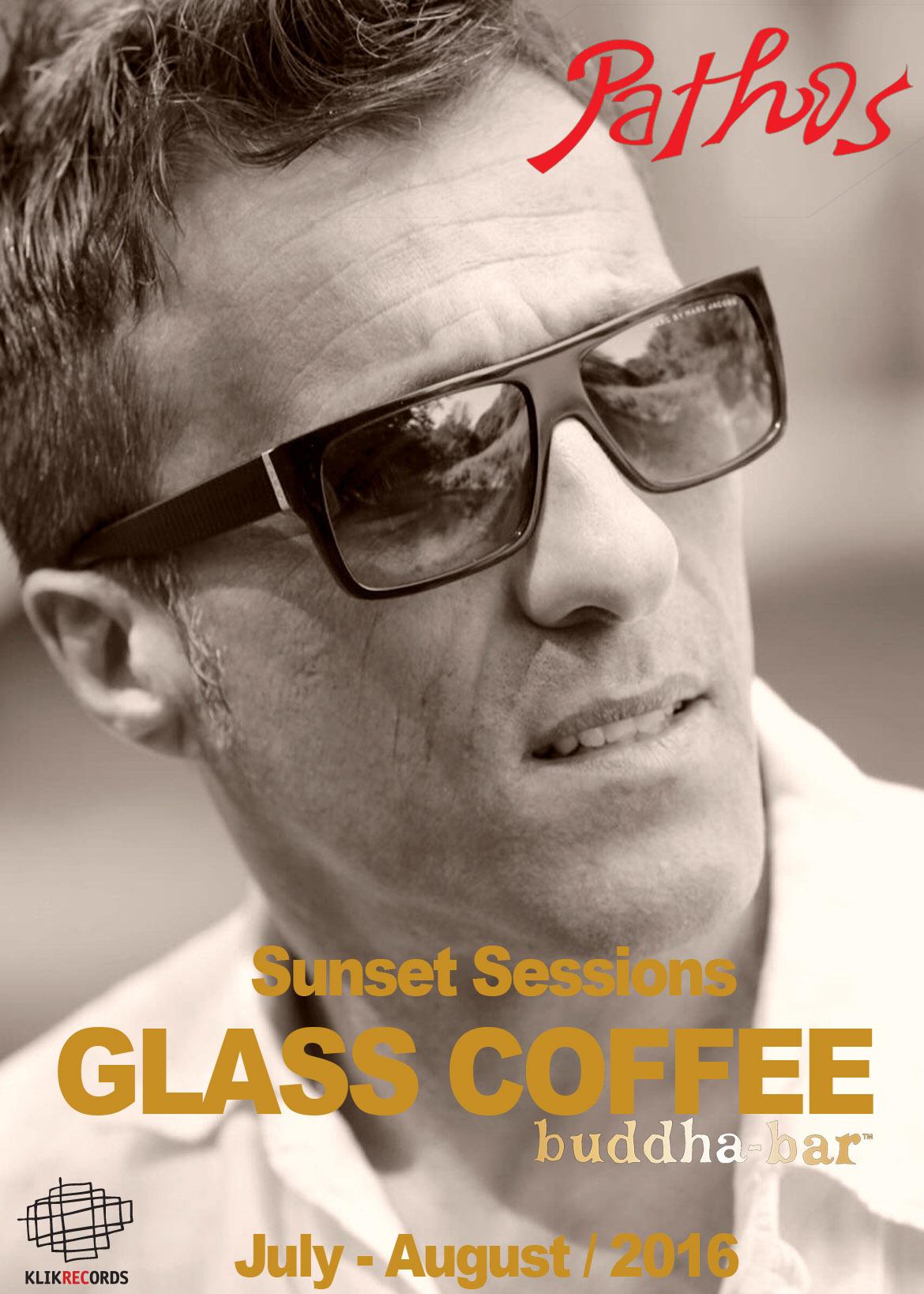 Glass Coffee Pathos Lounge